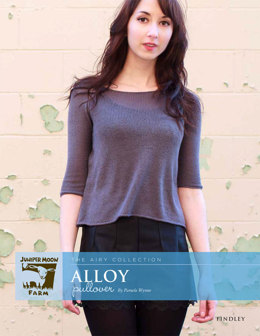 Alloy Pullover in Juniper Moon Findley - J24-02 - Downloadable PDF