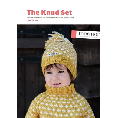 The Knud set size 1-6 yrs old