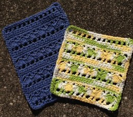 French Quarter Dishcloth