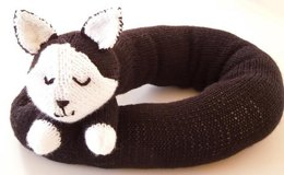Kitty Draught/Draft Excluder