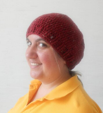 The Semi-Slouch Hat