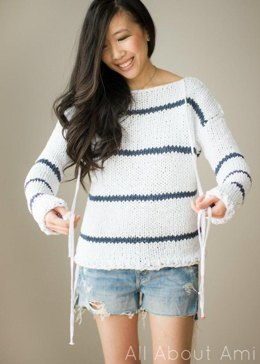 Sea Breeze Sweater
