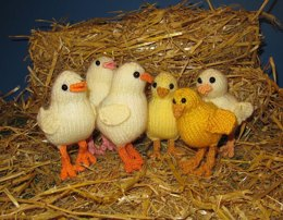 Baby Easter Chick