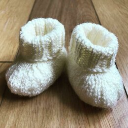 8c597f5e1 Booties Knitting Patterns