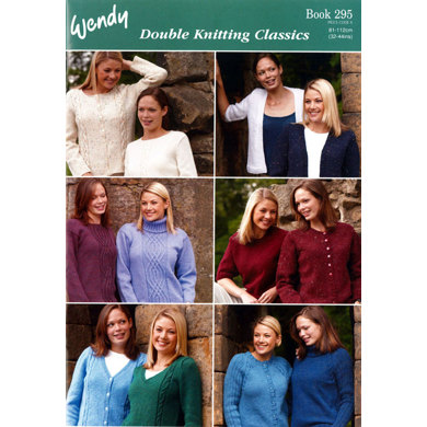 Wendy Double Knitting Classics - 295