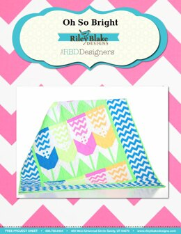 Riley Blake Oh So Bright - Downloadable PDF