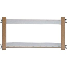 E-Z Stitch Value Hardwood Scroll Frame 6inX12in