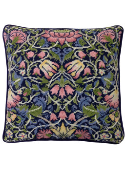Bothy Threads William Morris Bell Flower Tapestry Kit - 35.5 x 35.5cm