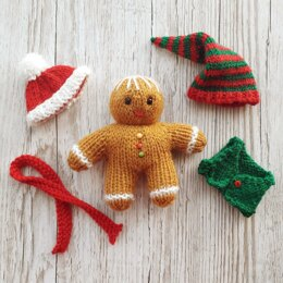 Gingerbread Man Clothes