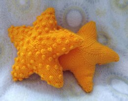 Starfish Baby Toy