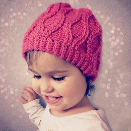 Cable Tryst Beanie