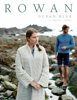 Ocean Blue by Rowan
