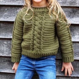 Casey Cable Sweater