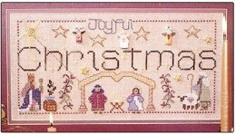 Shepherds Bush Joyful Christmas - SB149 -  Leaflet