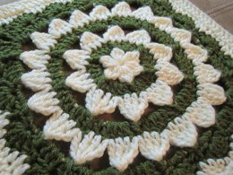 Sweet and Fair Afghan Square