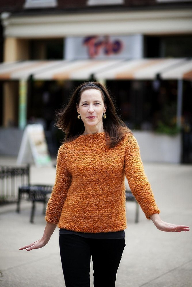 Charades Knitting Pattern By Jennifer Wood