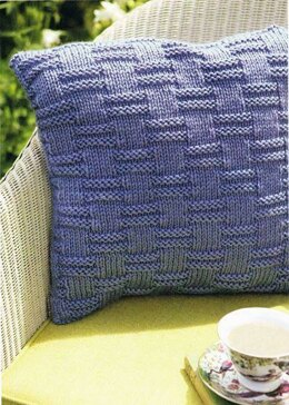 Basket Texture Cushion Cover