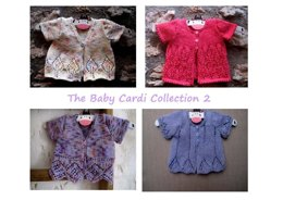 The Baby Cardi Collection 2 E-Book