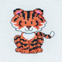 Creative World of Crafts Mini Kits - Mini Tiger