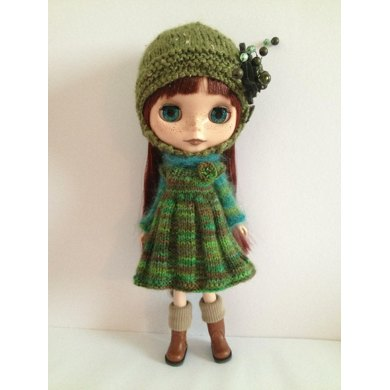 Cozy Comforts Set For Blythe and Middie Blythe