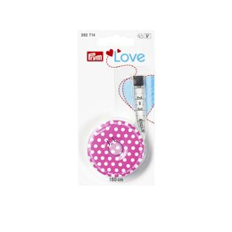 Prym SpRing tape Measure Prym Love 150cm
