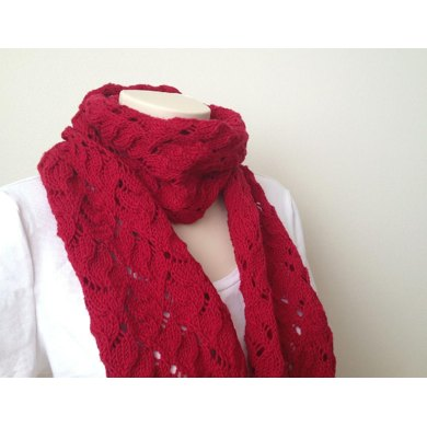 Red Red Scarf