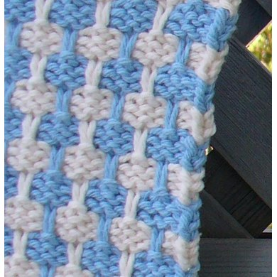 Band of Dishcloths (Knit)