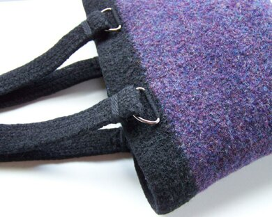 Perfect Felted Bag