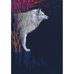 """RTO Wolf Leader (14 Count) - 6.7"""" X 9.7"""""""