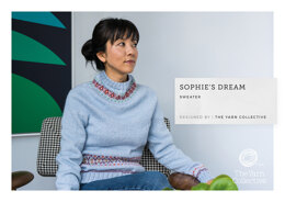 Sophie's Dream Sweater in The Yarn Collective - Downloadable PDF