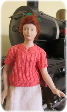 1:12th scale Ladies Summer Jumper