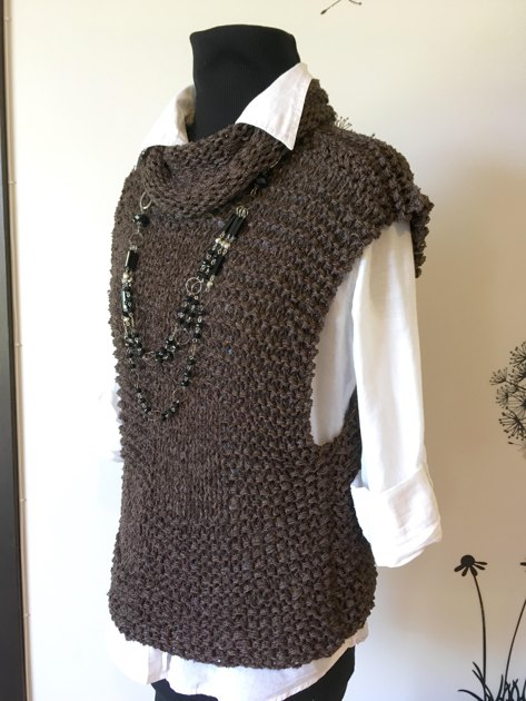 Women S Knit Sweater Knitting Pattern By Themailodesign