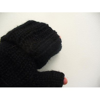 Knitting Pattern For Fold Over Mittens : Fold mitts Knitting pattern by sneezerville Knitting ...