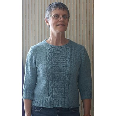Crossings Path Adult Sweater