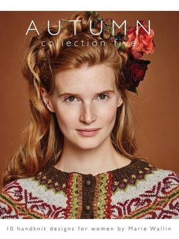 Autumn, Fairisle Knits by Marie Wallin