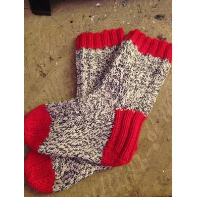 Nidderdale Cottage Socks