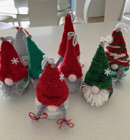 Christmas Gnome Bauble for treats