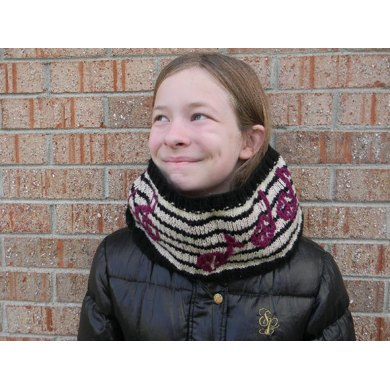 Peaceful Rhythm Cowl