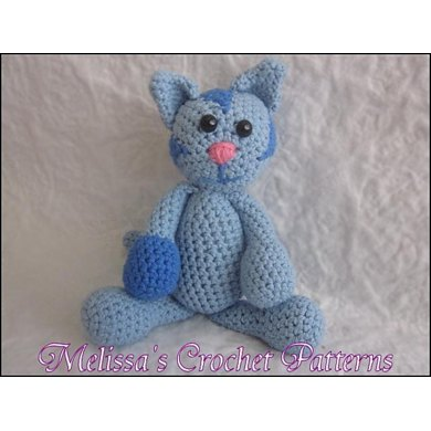 Periwinkle from Blue's Clues - Cat