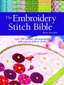 Search Press The Embroidery Stitch Bible - 2004878 -  Leaflet