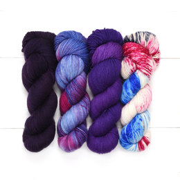 Zen Yarn Garden Serenity 20 4 Skein Color Pack