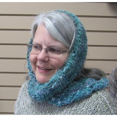 Three Times the Fun - Scarf, Cowl and Hood
