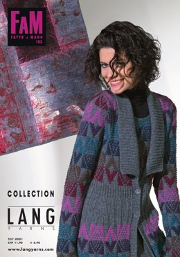 Fatto A Mano Collection 183 by Lang Yarns