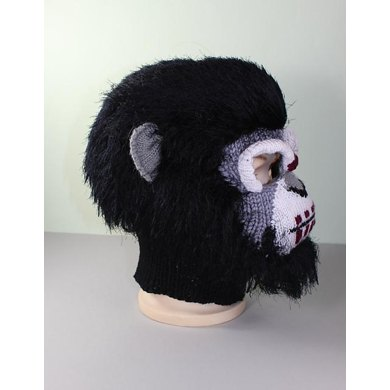Toddler,Child and Adult Ape Mask Balaclava
