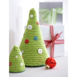 Christmas Trees in Lily Sugar 'n Cream Solids
