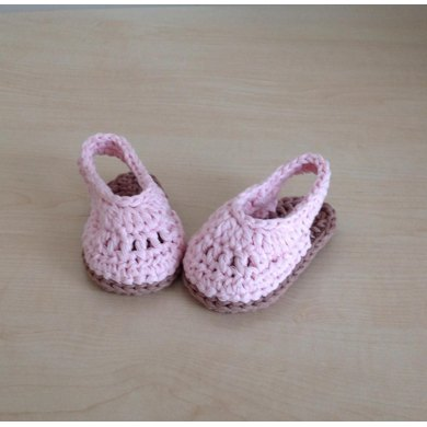 Baby Sandals Headband Set N 211 Crochet Pattern By Turquoise Pattern