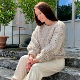 Short Lily Sweater (cm)