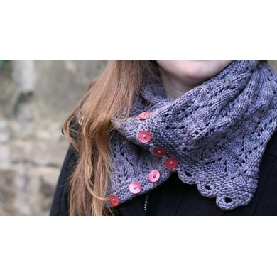 Gothic Lace Cowl Knitting pattern by Tin Can Knits Knitting Patterns Love...