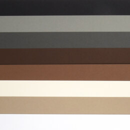 "LoveCrafts Neutral Collection Heavyweight Cardstock 100lb 8.5"" x 11"" 16 Pack"