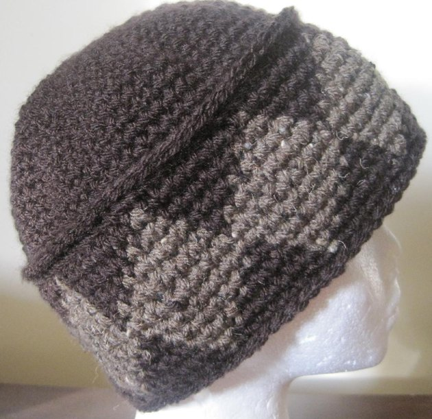 Maureen Crocheted Hat Crochet pattern by Julie Yeager ...